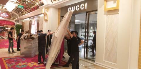 Gucci Wynn Palace